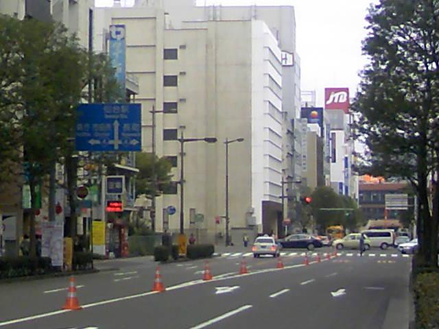 今日は仙台巡業です。