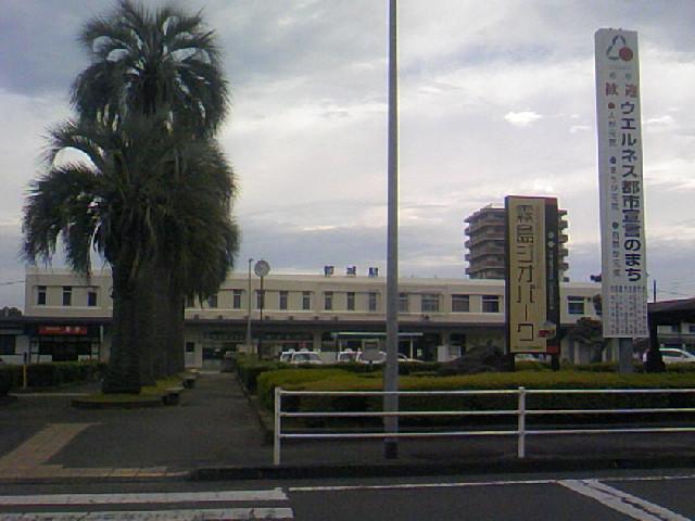 宮崎県都城です。