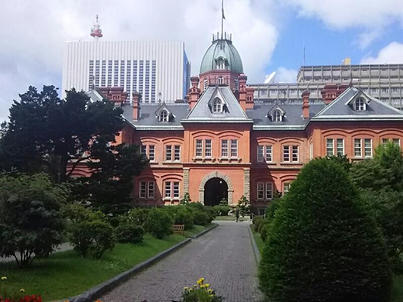 北海道庁旧本庁舎です